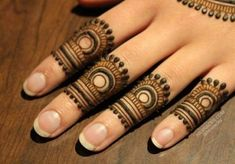 Henna Hand Designs, Dulhan Mehndi Designs, Henna Tattoo Designs, Mehndi Tattoo, Mehendi, Arte Mehndi, Mehndi Designs Finger, Mehndi Designs For Beginners, Modern Mehndi Designs