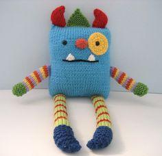 Knit Monster