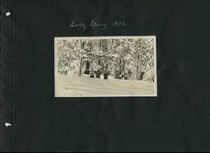 Photograph album #2 - page 48 - 1922