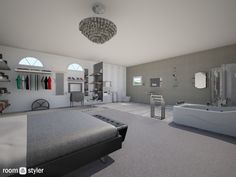 Roomstyler.com - Style Imagine the walls