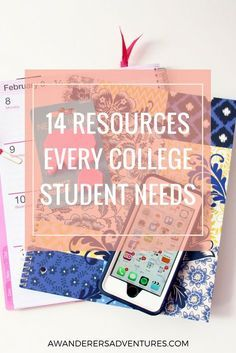 College can be hard, but it doesn't have to be! Click through to find out what resources every college student needs to succeed!