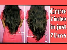 Grow 2 inches in 7 days | Indian Hair Growth Secret | how to grow hair faster ? | Hair Care Tips