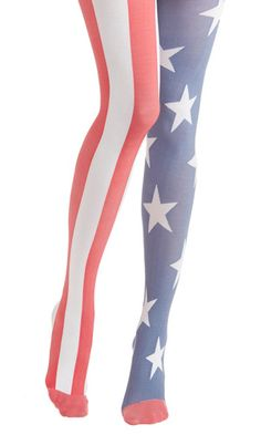 Patriotic Wear for Fourth of July | Speaking of boots, pop these patriotic Jeffrey Campbell platforms on ...