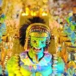 Tilt-Shift Carnaval in Rio de Janeiro