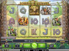 Skroťte divoké morky a získajte tak svoje bohatstvo. Ak sa vám to podarí získate pekný balík peňazí! http://www.hracie-automaty.co/sloty/vyherny-automat-wild-turkey #HracieAutomaty #VyherneAutomaty #Jackpot #Vyhra #WildTurkey