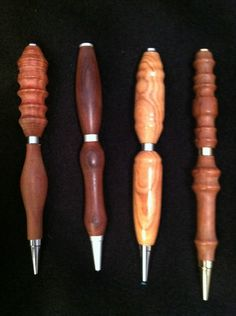 Fabulous,unique handcrafted pens.