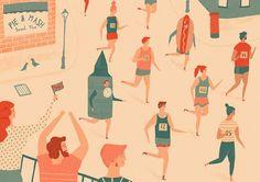 naomi wilkinsonl | London marathon