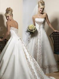 Irish wedding gowns dresses