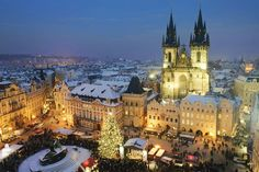 Groupon Travel - Hotel 4* w Pradze