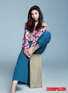 Cosmopolitan   윤소희 Yoon So-hui