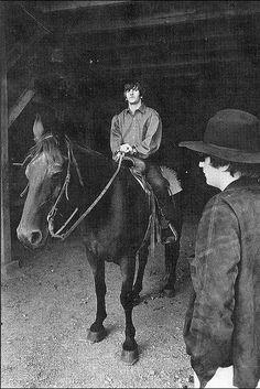 Sept 19, 1964, at Pigman Ranch on a day off near Alton, MO
