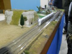 """This picture came from my video titled """" Fun With Trains """" that can be viewed at youtube.com/viewwithme ."""
