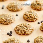 Coconut Oatmeal Cookies that Won't Ruin Your Diet | Jennifer's Kitchen