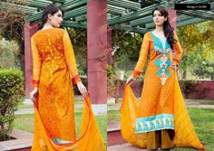 Amna Ismail Lawn Dresses Collection 2014 6 Amna Ismail Lawn Dresses Collection 2014
