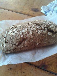 Zabpelyhes kenyér élesztő nélkül Bread, Cooking, Food, Kitchen, Brot, Essen, Baking, Meals, Breads