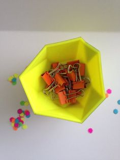 Geometric Organization & Storage For the Home Office $4.50
