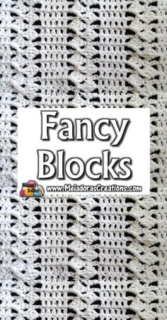 Fancy blocks