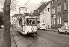 Bochum Linden 1978 Dr.-C.-Otto-Straße Höhe Hausnummer 13