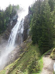 Iffingenwasserfall (Lenk im Simmental)