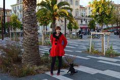 Sophie's ticket: Manteau rouge