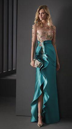 Bridesmaid Dresses, Prom Dresses, Formal Dresses, Wedding Dresses, Elegant Dresses, Beautiful Dresses, Mother Of Groom Dresses, Look Fashion, Designer Dresses