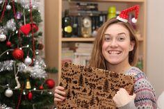 MAKING THE MARROW - Craft- How to make a Teeny-Tiny Festive Santa Hat