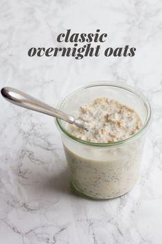 Classic Overnight Oats