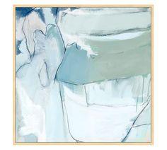 Sunken Treasure by Mary Elizabeth Peterson, 50x50