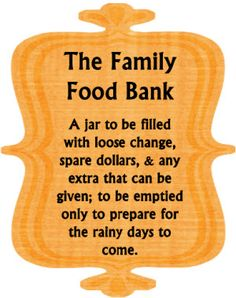 Family Food Banks