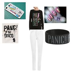 """Panic At The Disco"" by danielle-bff-renee on Polyvore featuring Samsung and WearAll"