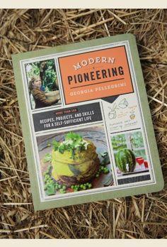 Modern Pioneering Book by Georgia Pellegrini