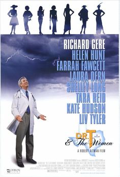 A STRANGE PERSPECTIVE: Dr. T & the Women by Robert Altman, 2000