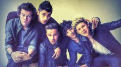 One direction = the cutest boys in the world