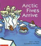 Arctic Fives Arrive Elinor J. Pinczes 0590644300 9780590644303 Arctic Fives Arrive Kindergarten Activities, Teaching Math, Book Activities, Activity Ideas, Math Literature, Math Books, Counting In 5s, Arctic Animals, Thematic Units