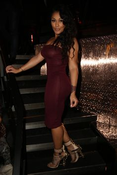 Shantel Jackson, Daphne Joy, Toys For Tots, Bodycon Dress, Formal, Dresses, Gallery, Fashion, Preppy