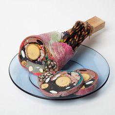Chen Williams - meat textile  le collectif textile