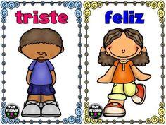 Spanish Teaching Resources, Spanish Language Learning, Speech And Language, Math Bingo, Classroom Rules, Language Activities, School Colors, Preschool Learning, English Words