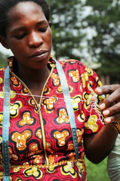 Think your purchases don't matter? Think again! Indego Africa's fashion line is making a real impact. #Rwanda #Shopping