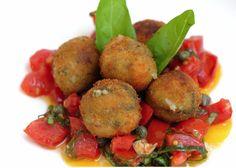 #Cozze ripiene di olive e mozzarella