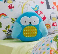 Enchanted Owl Novelty Cushion by Kooky