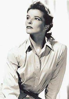 I'm Katherine Hepburn – who are you