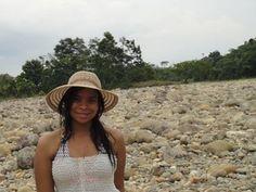 Río Humadea. llanos orientales.  Colombia