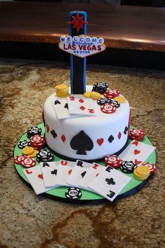 Cool Birthday Cakes In Las Vegas