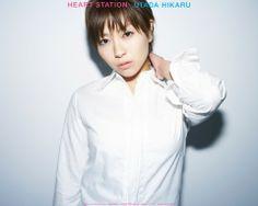 Hikaru Utada 宇多田ヒカル/宇多田ヒカル Newアルバム「HEART STATION」 壁紙 Wallpaper Image, Photo, Poster, Gallery, Icon