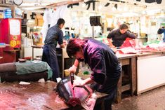 A complete guide to visiting the Tsukiji Fish Market in Tokyo, the largest fish market in the world and the backbone of Japan's culinary tradition.