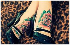 coolTop Tattoo Trends - rose tattoo designs (30)... Check more at http://tattooviral.com/tattoo-designs/tattoo-trends-rose-tattoo-designs-30/