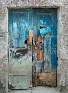 Lost and found door