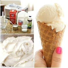 Can anyone ever turn down a scoop of rich and creamy homemade vanilla ice cream? This ice cream recipe is the easiest you'll ever make and it's adaptable for whichever add-ins you're craving. I try to...