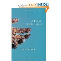 A Million Little Pieces by James Frey.  I know this book was discredited as a memior, but I think it is still an excellent read.