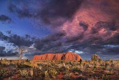 Uluru Sunrise by Jay Daley on Flickr.